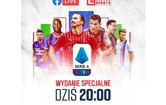 Specjalny Program O Sytuacji W Serie A Tim Dzis Na Facebooku Eleven Sports Satinfo24 Pl